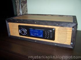 Radio samochodowe w domu