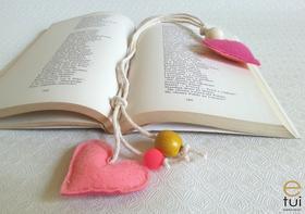 Kolorowe zakładki do książek
